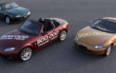 Zum Artikel 08.02.2011: Der 900 000ste Mazda MX-5 geht nach Deutschland