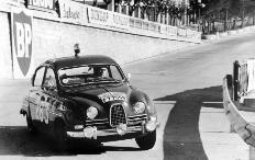 Zum Artikel 03.02.2011: Legendärer Saab 96 startet bei der historischen Monte Carlo