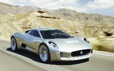 """Zum Artikel 08.02.2011: Jaguar C-X75 erhält """"Louis Vuitton Classic Concept Award"""""""