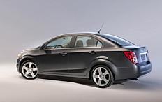 Zum Artikel 17.02.2011: Chevrolet zeigt Aveo als Stufenheck
