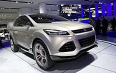 Zum Artikel 16.02.2011: Ford Ranger Wildtrak erlebt sein Weltdebüt