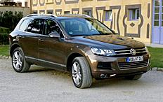 Zum Artikel 24.02.2011: Volkswagen gewinnt Good Design-Awards für Jetta und Touareg