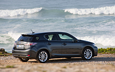 Zum Artikel 14.02.2011: Lexus CT 200h – edler Vollhybrid