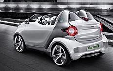 Zum Artikel 28.02.2011: Genf 2011- Smart Forspeed als puristischer Roadster