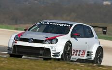Zum Artikel 19.02.2011: Volkswagen Golf kehrt zurück auf der Nordschleife