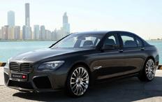 Zum Artikel Mansory mit komplettem Tuningprogramm für den 7er BMW