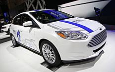 Zum Artikel 07.03.2011: Ford Focus Electric gibt sein Europadebüt