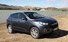 Zum Artikel Fahrbericht Hyundai ix35 2.0 CRDi 4WD Style