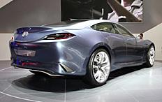 Zum Artikel 09.03.2011: Mazda stellt die Studie Shinari vor