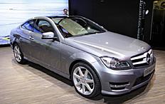 Zum Artikel 04.03.2011: Genf 2011 – Mercedes-Benz erweitert C-Klasse um das Coupé
