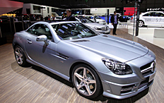 Zum Artikel 06.03.2011: Mercedes-Benz SLK Ende des Monats im Handel