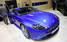 Zum Artikel 04.03.2011: Aston Martin präsentiert den V8 Vantage S
