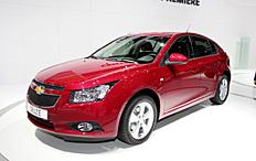 Zum Artikel 03.03.2011: Chevrolet Cruze erhält Fließheck