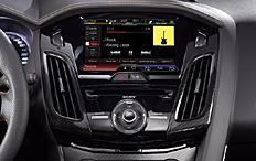 Zum Artikel 05.03.2011: Ford führt Sprachsteuerung Sync 2012 in Europa ein