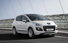 Zum Artikel 02.03.2011: Die ersten Peugeot 3008 Hybrid4 können reserviert werden