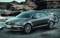 Zum Artikel Volkswagen bietet Zubehör für den Eos