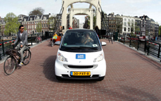 Zum Artikel Car2go: 300 Elektro-Smart für Amsterdam
