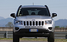 Zum Artikel Pressepräsentation Jeep Compass: Der neue Wegweiser