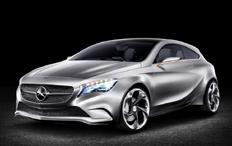 Zum Artikel Shanghai 2011: Mercedes-Benz stellt A-Klasse-Studie vor
