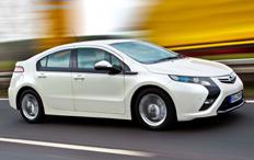 Zum Artikel Erstmals im Opel Ampera: Lautlose Lust