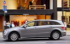Zum Artikel Fahrbericht Mercedes-Benz R 350 CDI 4Matic lang: Imposant