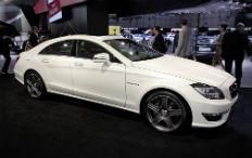 Zum Artikel Mercedes-Benz B-Klasse, CLS und SLS AMG am wertbeständigsten