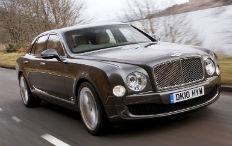 Zum Artikel Fahrbericht Bentley Mulsanne: Fuer Chef und Chauffeur