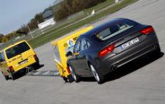 Zum Artikel ADAC testet Notbremsassistenten: Volvo vorne