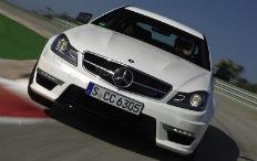 Zum Artikel Mercedes-Benz C 63 AMG Coupé: Das schnelle Trio ist komplett