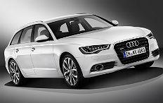 Zum Artikel Audi A6 Avant: Form übertrumpft den Nutzen