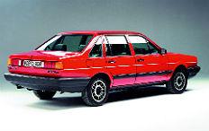 Zum Artikel Volkswagen Santana wird zum Oldtimer