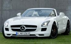 Zum Artikel Mercedes-Benz SLS AMG Roadster kostet 195 160 Euro