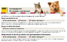 Zum Artikel Ausweispflicht für Hund und Katz im Ausland