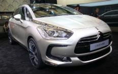 Zum Artikel Citroën stellt den DS5 auf Facebook vor