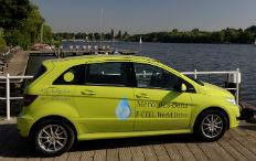 Zum Artikel Mercedes-Benz F-Cell World Drive zurück in Stuttgart