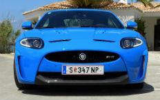 Zum Artikel Pressepräsentation Jaguar XKR-S