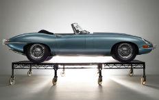 Zum Artikel Jaguar feiert 50 Jahre E-Type