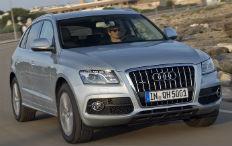 Zum Artikel Audi Q5 Hybrid Quattro: Elektrisch der Schnellste