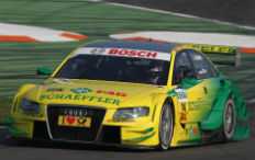 Zum Artikel DTM: Audi greift nach der Tabellenführung