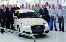 Zum Artikel 100 000ster Audi A1 lief vom Band