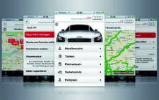 Zum Artikel Neue App von Audi informiert über Verkehrsfluss