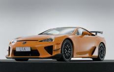 Zum Artikel Zwei Lexus LFA in Goodwood