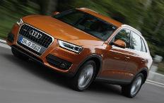 Zum Artikel Audi Q3: Der Kleine hat's drauf