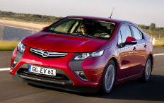 Zum Artikel Innovationspreis für Opel Ampera