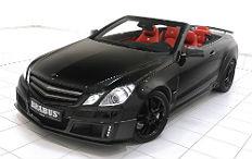 Zum Artikel Brabus baut das schnellste viersitzige Cabrio der Welt