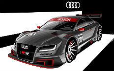 Zum Artikel DTM 2012: Audi setzt auf den A5