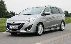 """Zum Artikel Mazda bietet 6er-Kombi und 5er als """"Business-Line""""-Modelle"""