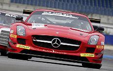 Zum Artikel SLS AMG GT3 im Look des Mercedes-Benz 300 SEL 6.8 AMG