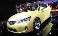 Zum Artikel LEXUS HYBRID DRIVE – Lexus CT 200h