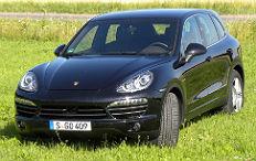 Zum Artikel Fahrbericht Porsche Cayenne S Hybrid: Genuss ohne Reue